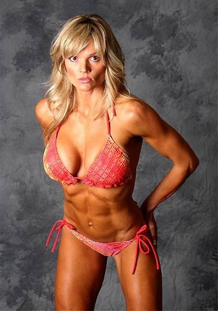Michelle Berger Pictures. Fitness Model Photos